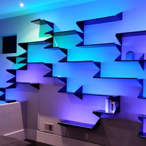 LED Shelves